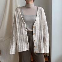 ✳︎予約販売✳︎soft knit cardigan_nt0300