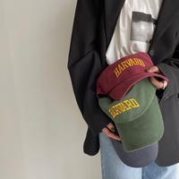 《予約販売》HARVARD cap/3colors_na0302