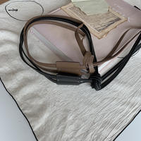 ✳︎予約販売✳︎stitch leather belt/2colors_na0092