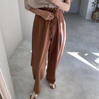 《予約販売》string relaxy pants/2colors_np0377