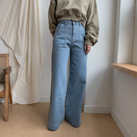 ✳︎予約販売✳︎long buggy jeans_nj0012