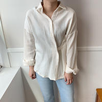 ✳︎予約販売✳︎3way soft shirt