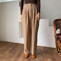 《予約販売》texture wide pants/2colors_np0276
