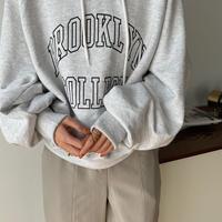 《予約販売》Brooklyn hood pullover/2colors_nt0851