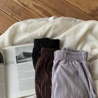 《予約販売》rincl glossy pants/3colors_np0178