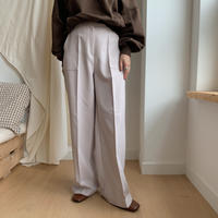 ✳︎予約販売✳︎pocket straight pants/2colors_np0059