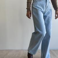 《予約販売》ice blue straight jeans_np0471