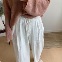 linen blend PT/2colors