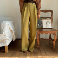 《予約販売》waist marc long wide pants/2colors_np0291