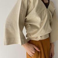 《予約販売》volume wide blouse/2colors_nt0935