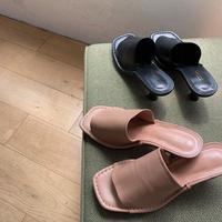 《予約販売》soft mule/2colors_na0152