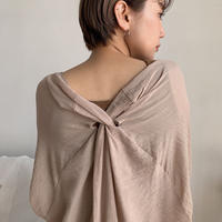 《予約販売》2way lady blouse/2colors_nt0445