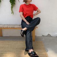 ✳︎予約販売✳︎linen blend jeans_nj0009