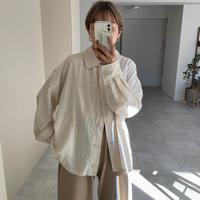 《予約販売》washer over jacket/2colors_no0157