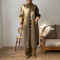 《予約販売》pocket long wool coat/2colors_no0139