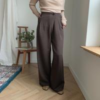 ✳︎予約販売✳︎wrap wide pants/2colors_np0051