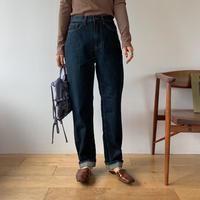 《予約販売》non wash daily jeans_nj0023