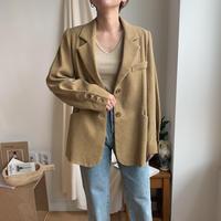 《予約販売》stylish s/s jacket_no0072