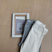 ✳︎予約販売✳︎rib leggings/2colors_np0058