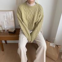 ✳︎予約販売✳︎berry knit/2colors_nt0197