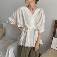 《予約販売》cache-coeur blouse/2colors_nt0446