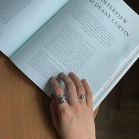 ✳︎予約販売✳︎ silver925 full  ring_na0084