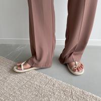 《予約販売》daily toromi pants_np0428