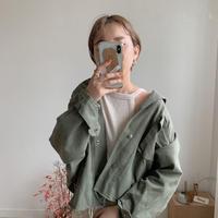 ✳︎予約販売✳︎over military jk/2colors_no0014