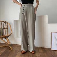 《予約販売》bottan wrap pants/2colors_np0246