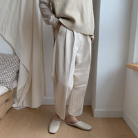 ✳︎予約販売✳︎canvas pants/2colors_np0061