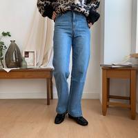 ✳︎予約販売✳︎slit long jeans_np0099