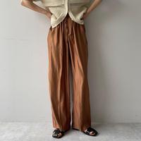 《予約販売》glossy daily pants/2colors_np0387
