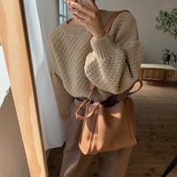 《予約販売》porch set lady bag/2colors_na0222