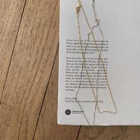 《予約販売》silver925 daily thin necklace/2colors_na0220