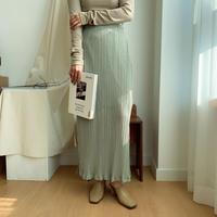 《予約販売》green tee skirt_ns0034