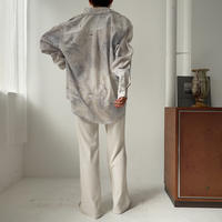 《予約販売》marbling blouse/2colors_nt0838