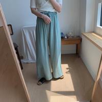 ✳︎予約販売✳︎easy linen PT/5colors