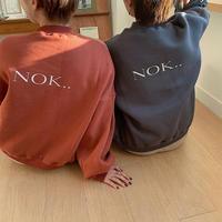 """【NOKCHA original】""""NOK..""""mtm/brick _nt0228"""