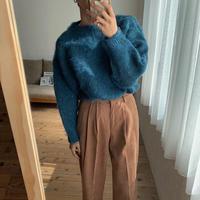 《予約販売》warm color knit/2colors_nt0708