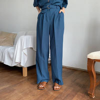 《予約販売》belt set pocket pants/2colors_np0213