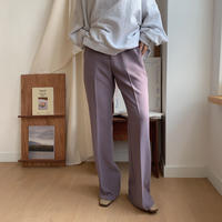 ✳︎予約販売✳︎boots cut slacks pants/2colors_np0131