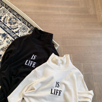 IS LIFE T shirt/2colors