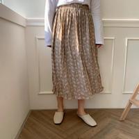✳︎予約販売✳︎motif skirt/2colors