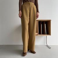 《予約販売》caramel pants_np0480