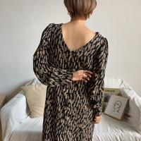 ✳︎予約販売✳︎pattern lady ops_nd0024