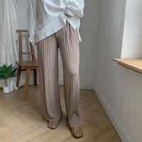 ✳︎予約販売✳︎material lib knit pants/2colors_np0055