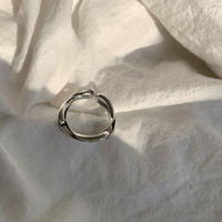 ✳︎予約販売✳︎silver925 bone ring_na0058