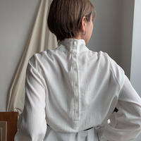 《予約販売》mannish blouse/2colors_nt0318