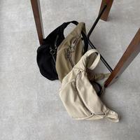《予約販売》cross bag/3colors_na0279