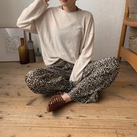 《予約販売》soft loose summer knit/2colors_nt0413